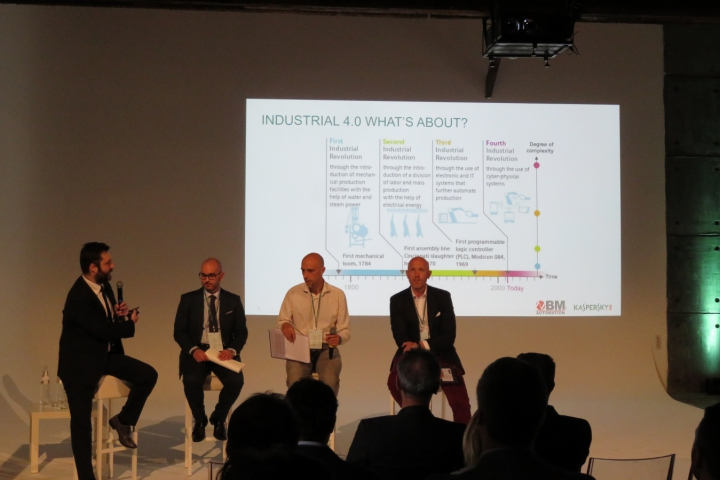 INDUSTRIAL SECURITY DAY: TOWARDS INDUSTRY 4.0